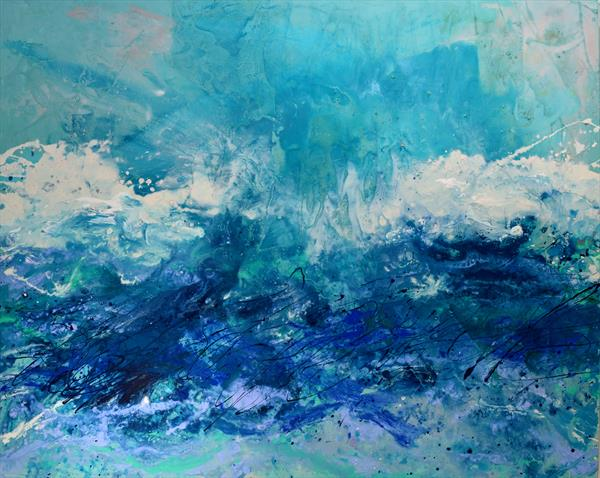 Catch the Waves by Caroline Ashwood