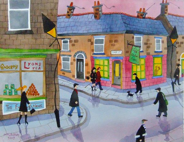 The Oldham Arms by Martin Whittam