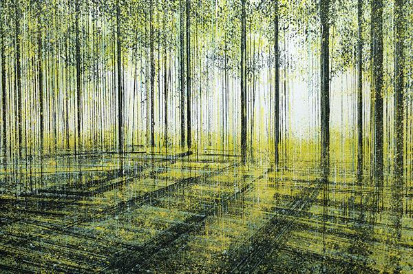 Forest In Summer by Marc Todd