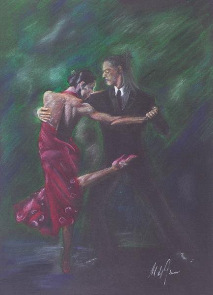 Dance 3 by Mike Isaac