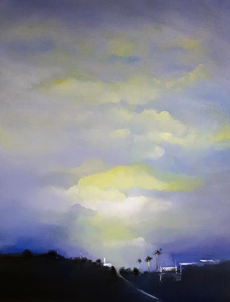 Andalusian Dusk by Elizabeth Williams