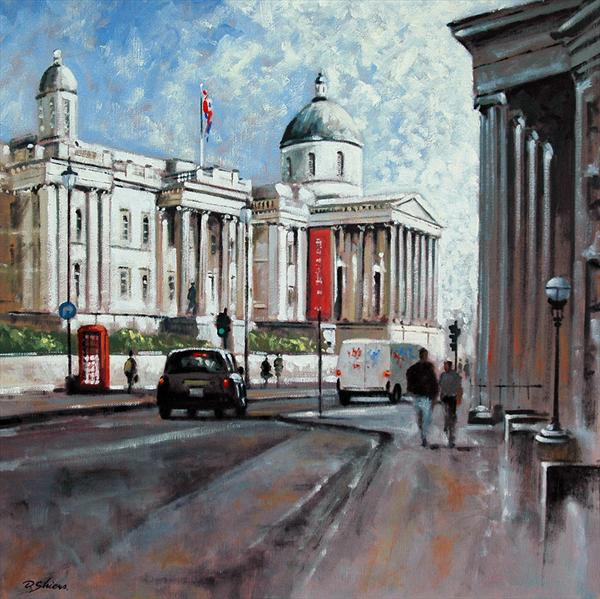 National Gallery, London. by David Shiers