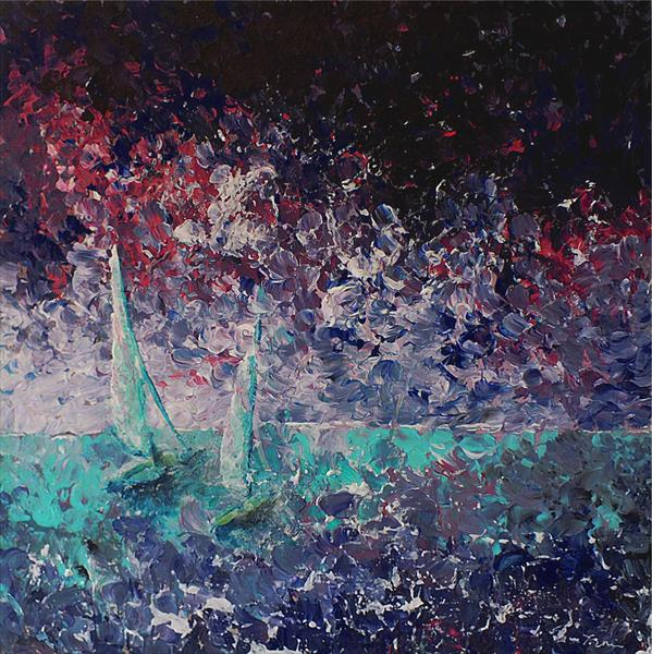 Sailing by Tracey Unwin