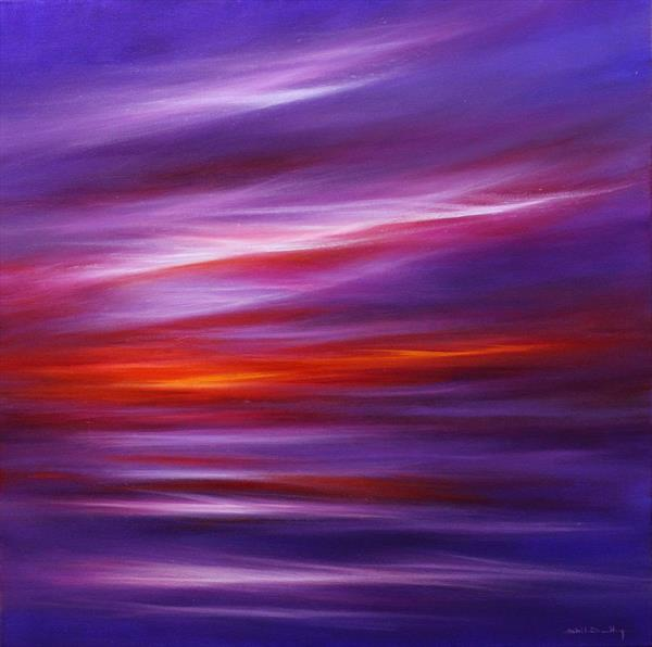 Sunset Embers IV by Stella Dunkley