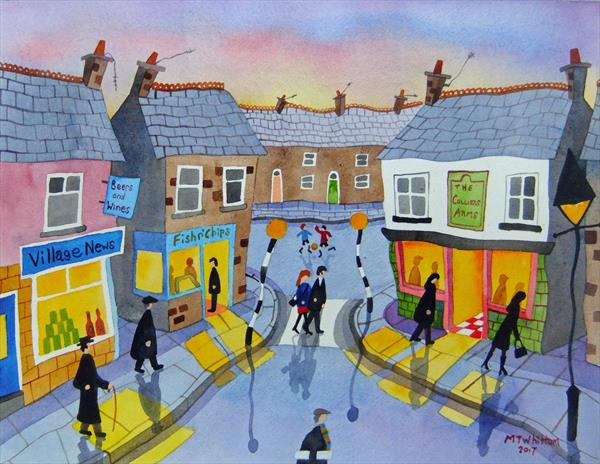The Colliers Arms by Martin Whittam