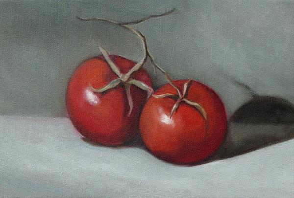 tomatoes by Terry Wylde