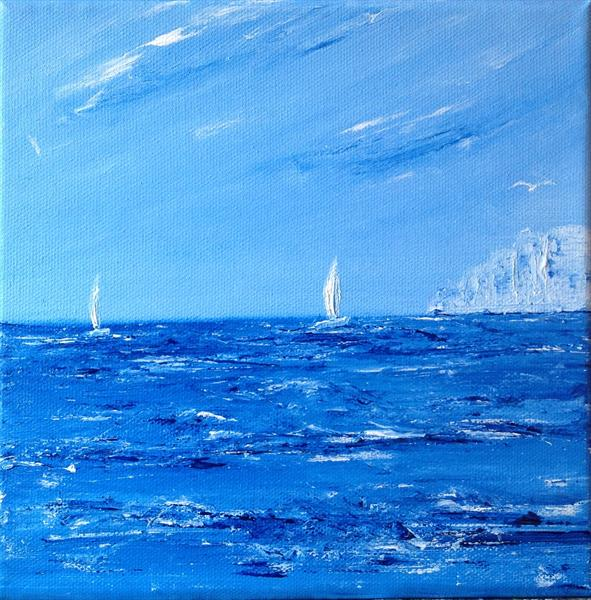 Summer Sailing mini by Tina Hiles