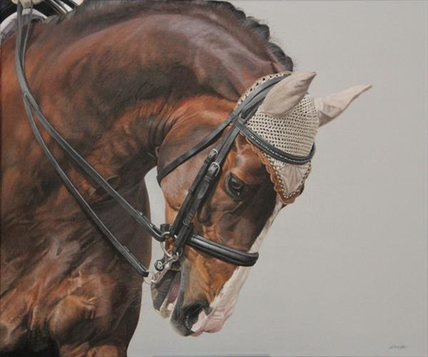 Into the Turn by Sally Lancaster