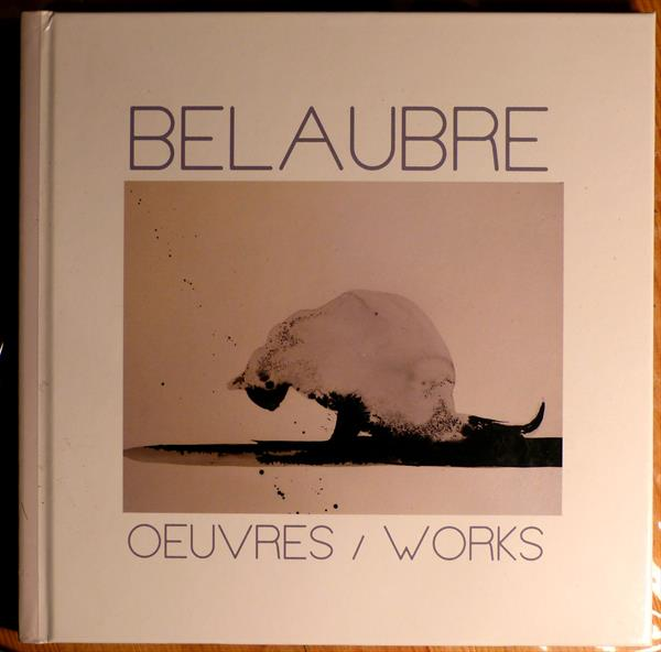 Second Book of paintings, drawings, and poems by Frederic Belaubre by Frederic Belaubre