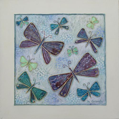 Butterfly Wings by Josephine Grundy