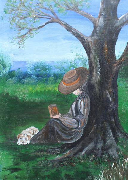 The Reading Tree by Susan Sheen