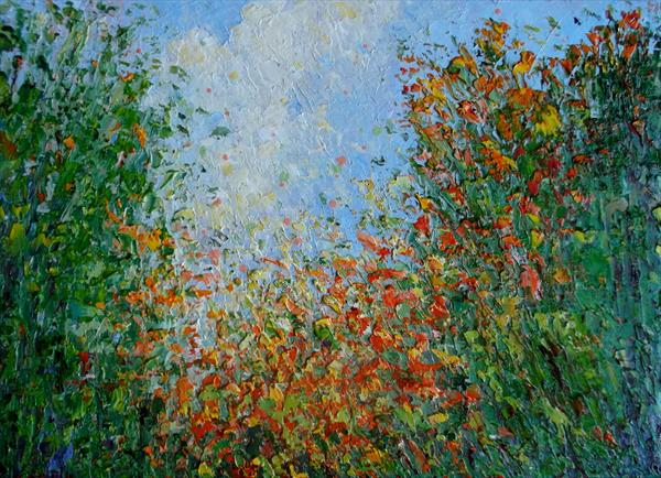 SPRING by Therese O'Keeffe