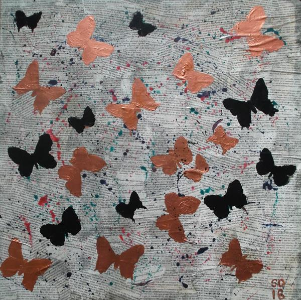 Butterfly Love Story by Super Cosmic