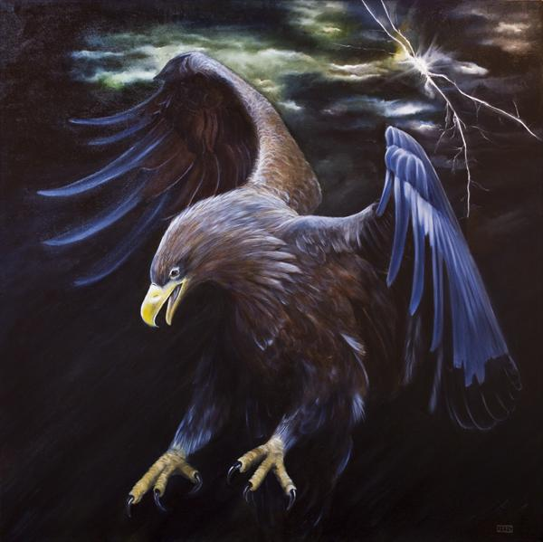 Thunder Bird by Julie Bond