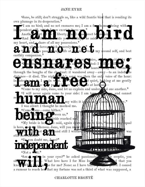No Net Ensnares Me (Mounted Limited Edition Print)