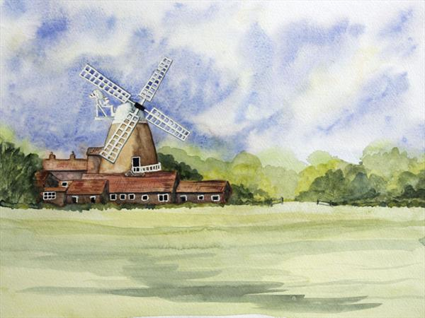 Windmill by Trevor Meek