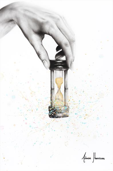 Using Time Wisely by Ashvin Harrison