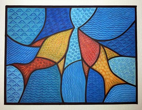 THE TWO FISHES OF SERENDIPITY by Sam Westwood