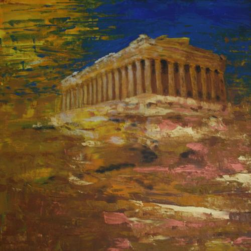 Parthenon by Karen Platt