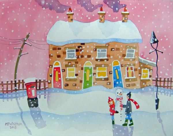Frosty the Snowman by Martin Whittam