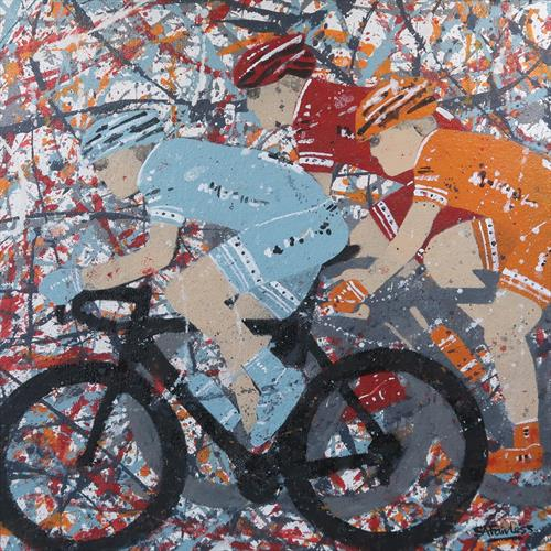 Three Riders by Simon Fairless