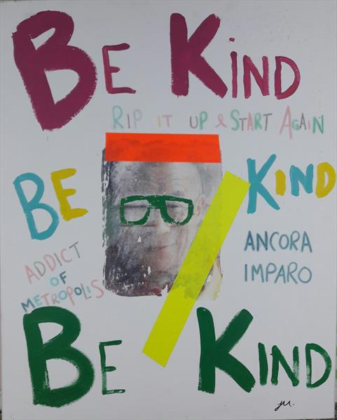 BE KIND - DALAI LAMA by JOE HENRY