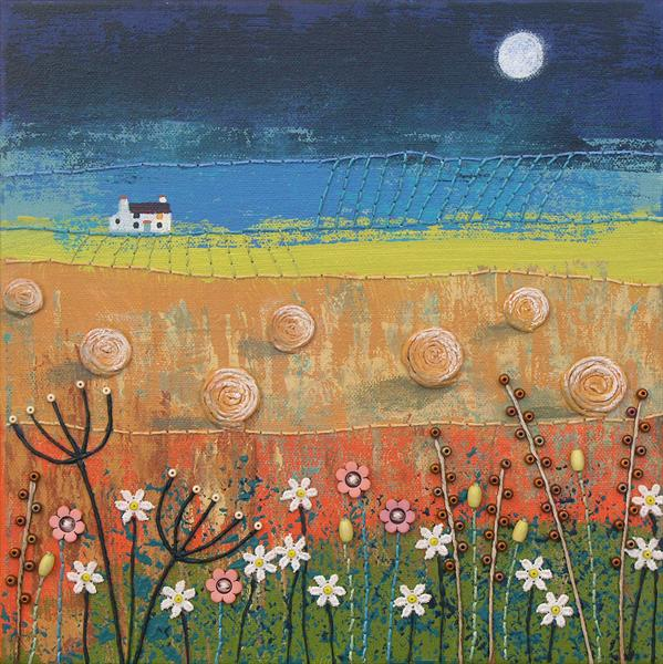 Harvest Moon by Josephine Grundy