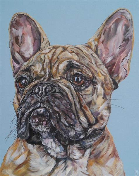 Le Woof Woof by Sam Fenner