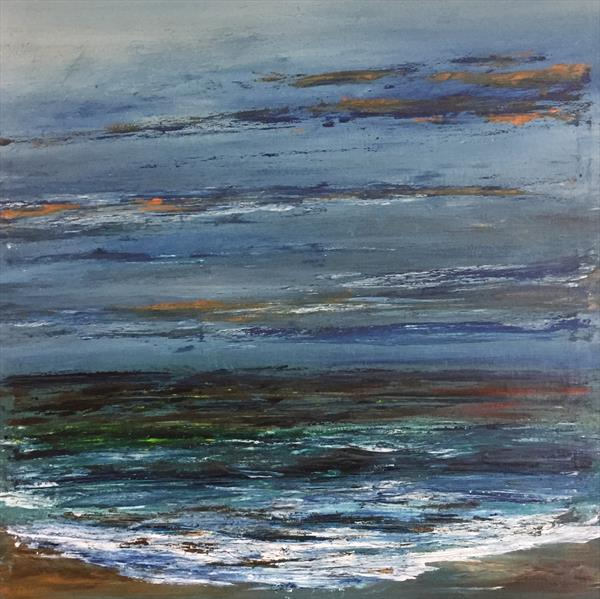 Incoming Tide by James D G  Lamond
