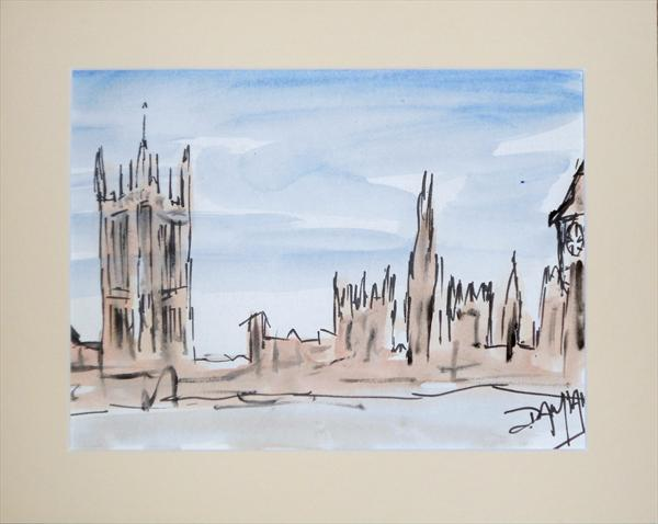 Westminster by Damian Philliben