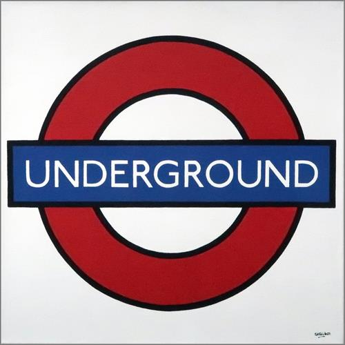 Underground by Simon Fairless