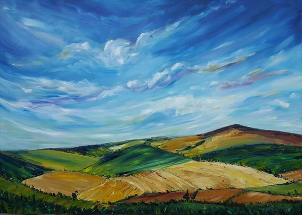 As Far as the Eye can see by niki purcell