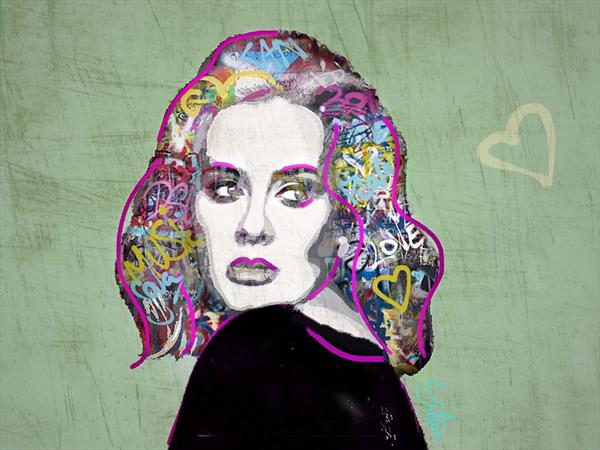 Hello Adele by Sara Sutton