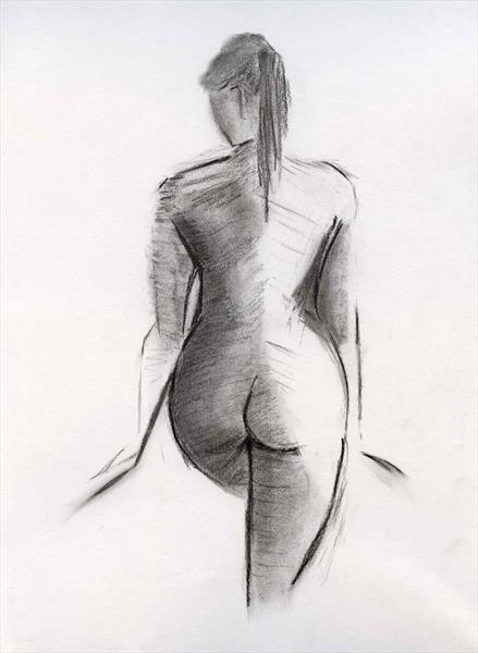 Nude 3 by Paul Oughton