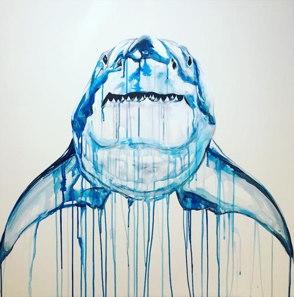 The Real Great Shark by Sophie Long