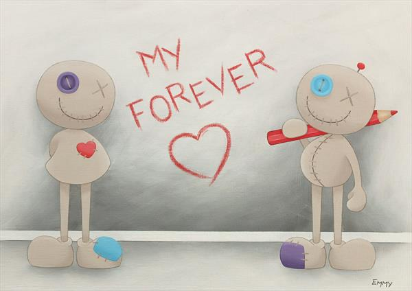 My Forever Love by Emma Nunn