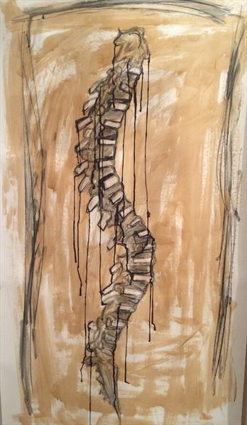 On The Inside - Spine by brittany coleman