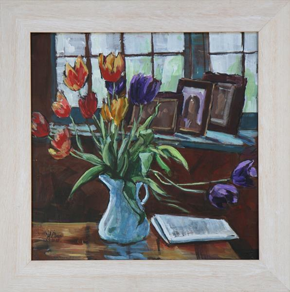 Tulips by Wendy Clouse