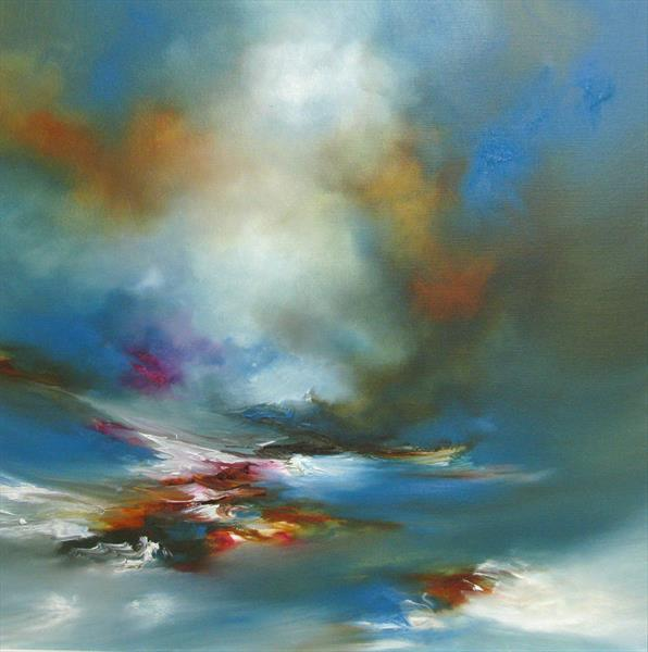 Remaining Glow by Alison Johnson