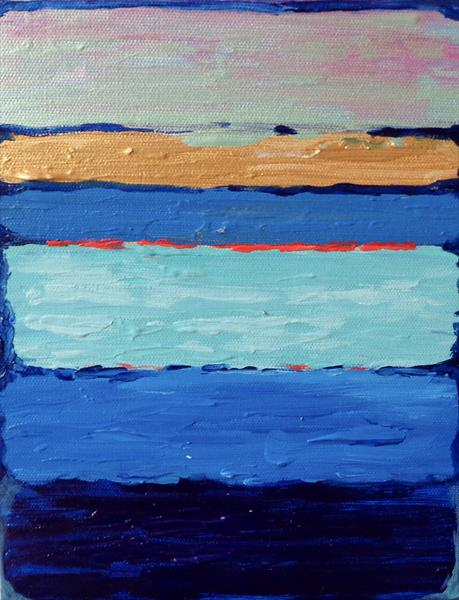 Sky and Ocean by Jean Tatton Jones