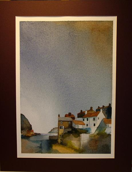 Staithes, beckside (6) by Gary Kitchen