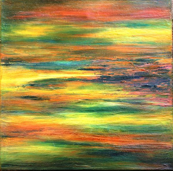 Sunset by Sheila Greenall