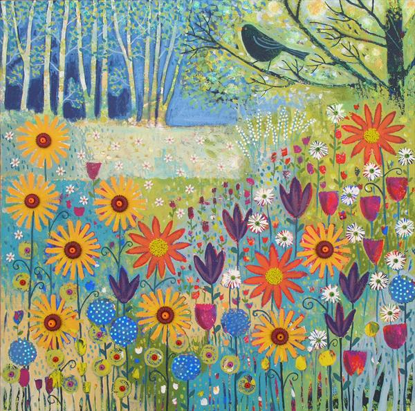 *january Sale* - Summer Song by Josephine Grundy