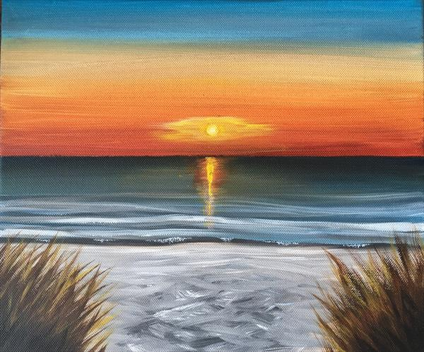 Tranquil sunset  by Jude Cottrell