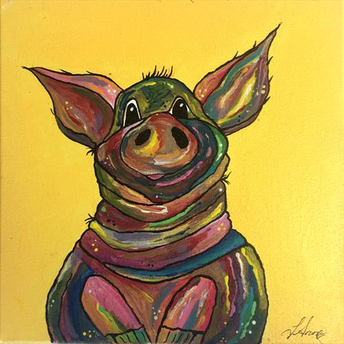 Pig by Julie Anne