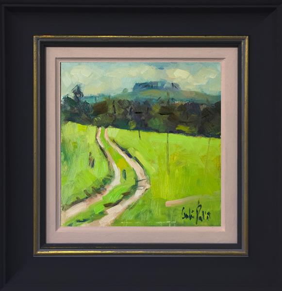 Farm Track on the way to Cnanctonbury by Andre Pallat