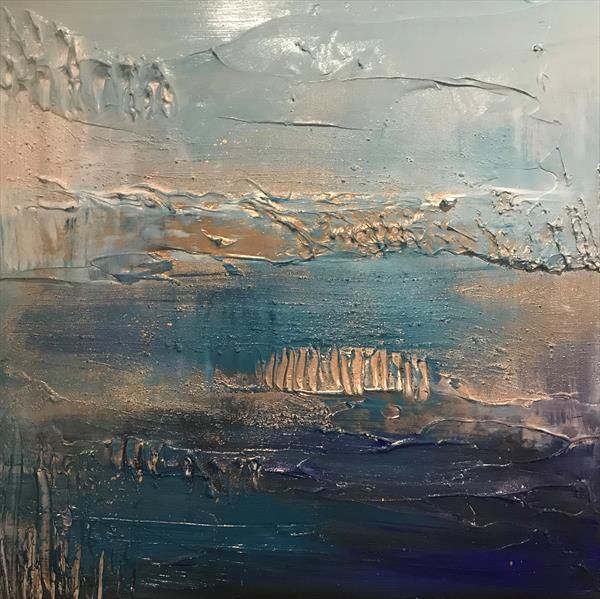 Blue Moment 2 by Kerry Bowler
