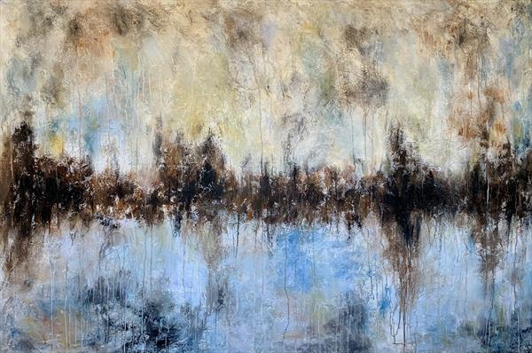 78''x53''(200x135cm), Magnificent Earth 8, 2019 by Veronica Vilsan