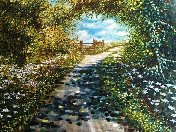 Lyndon path by Jay Garden
