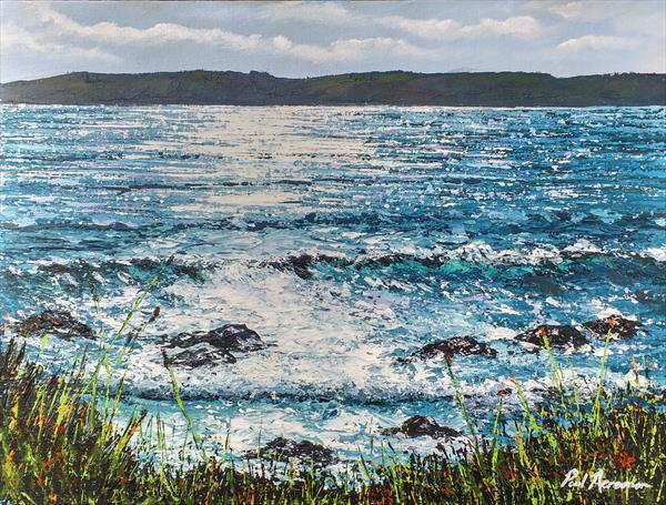 West Point Waves by Paul Acraman